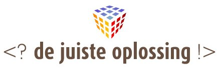 de juiste oplossing software development